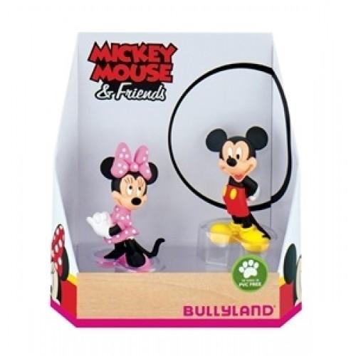 Set Minnie si Mickey - Bullyland