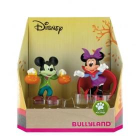 Set Minnie si Mickey Halloween - Bullyland