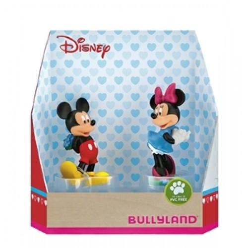 Set Minnie si Mickey - Love - Bullyland