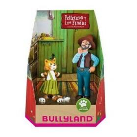 Set Pettersson si Findus - Bullyland