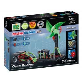 Set constructie PROFI Eco Energy - 14 modele