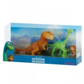 Set cu Arlo, Spot si Butch - The Good Dinosaur - Bullyland