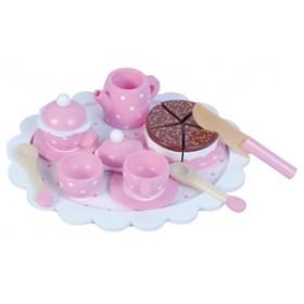 Set de ceai cu tavita New Classic Toys