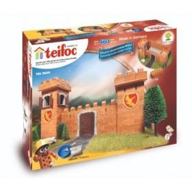 Set de constructie - Castelul Cavalerilor - 460 piese