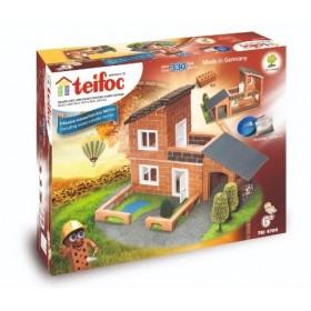 Set de constructie - Vila cu garaj - 330 piese