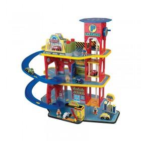Set de joacă Deluxe Garage - KidKraft