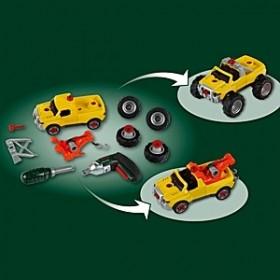 Set masina 3 in 1 cu accesorii Bosch - Klein