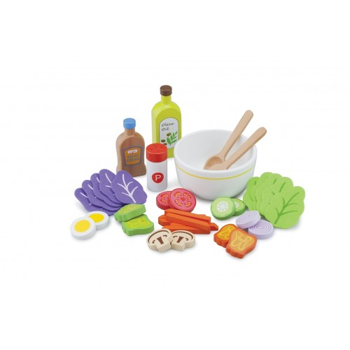 Set salata 18 piese New Classic Toys