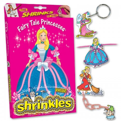 Shrinkles - Realizeaza-t propriile accesorii - Printese