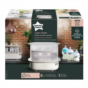 Sterilizator electric cu aburi Tommee Tippee Closer to Nature Advanced