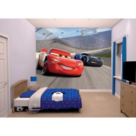 Tapet Walltastic - Cars 3