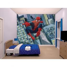 Tapet pentru Copii Spiderman 2016 - Walltastic