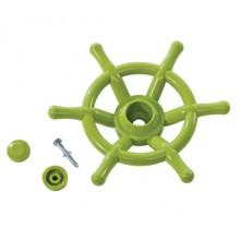 Timona din plastic - lime green - KBT