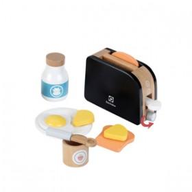 Toaster lemn cu accesorii Electrolux - Klein