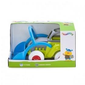 Tractor culori vesele - Midi - Viking Toys