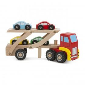 Transportor masini - New Classic Toys