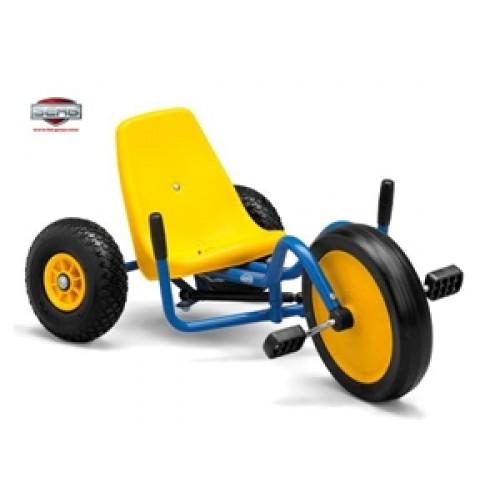 Tricicleta Crazy Bike - albastru - Berg Toys