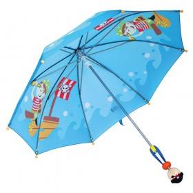 Umbrela pentru copii - pirati - Bino
