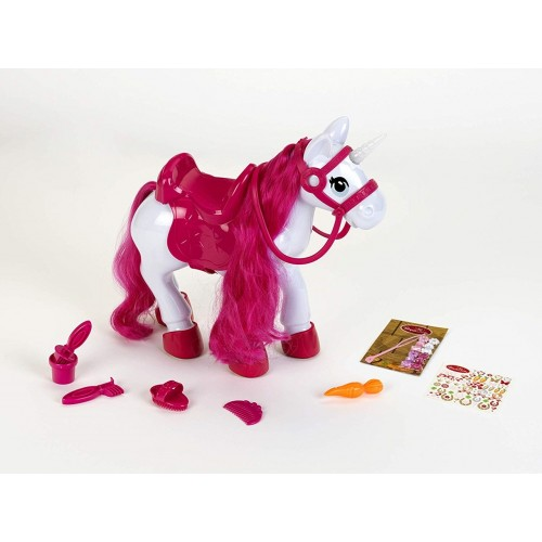 Unicorn Printesa Coralie cu lumina si sunet - Klein