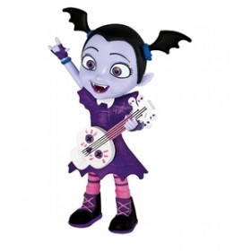 Vampirina cu chitara - Bullyland