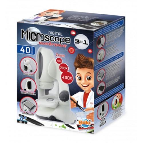 Video Microscop - 3 in 1 - Buki