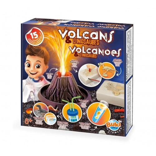 Vulcani si Dinozauri - Buki