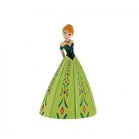 Anna cu rochita verde - Frozen - Bullyland