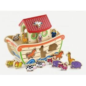 Arca lui Noe - New Classic Toys