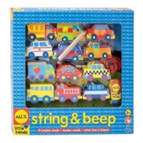 Automobile insirate pe sfoara / String & Beep