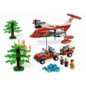 Avion de stingere a incendiilor - Lego City
