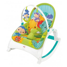 Balansoar 2 in 1 Newborn to Toddler Fisher Price