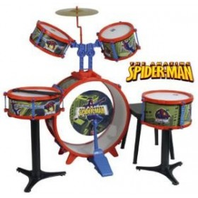Baterie - Set tobe Spiderman