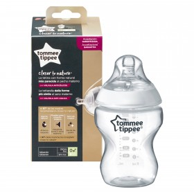 Biberon 260 ml Tommee Tippee Closer To Nature PP