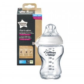 Biberon sticla 250 ml Tommee Tippee Closer To Nature