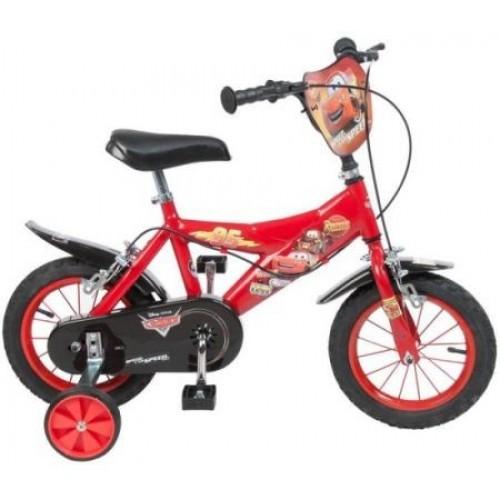Bicicleta 12 Cars - baieti - Toimsa