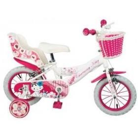"""Bicicleta 12"""" Charmy Kitty - fete - Toimsa"""