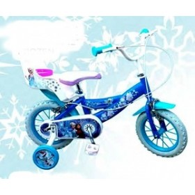Bicicleta 12 Frozen - fete - Toimsa