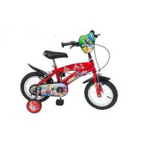"""Bicicleta 12"""" Mickey Mouse Club House - baieti - Toimsa"""