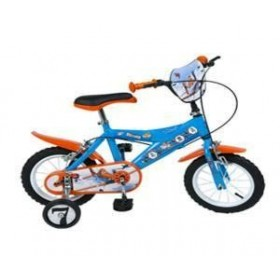 "Bicicleta 12"" Planes - baieti - Toimsa"
