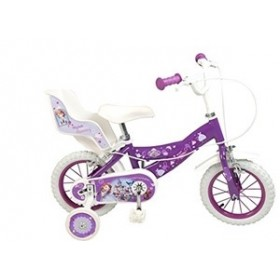 "Bicicleta 12"" Sofia the first - fete - Toimsa"