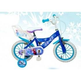 Bicicleta 14 Frozen - fete - Toimsa