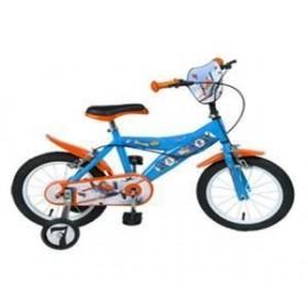 Bicicleta 14 Planes - baieti - Toimsa