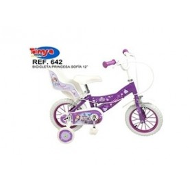 Bicicleta 14 Sofia the first - fete - Toimsa