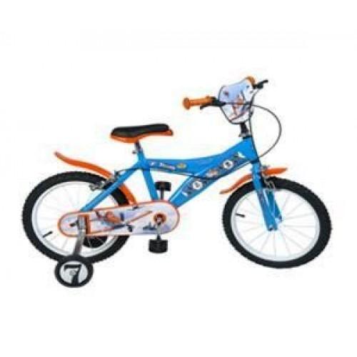 "Bicicleta 16"" Planes - baieti - Toimsa"