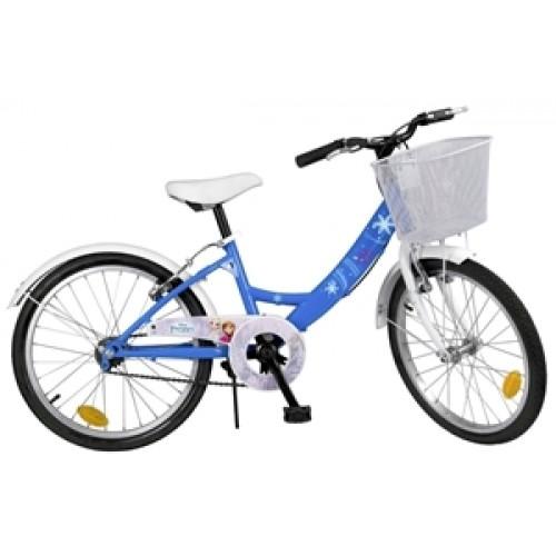 """Bicicleta 20"""" Frozen - fete - Toimsa"""