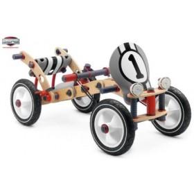 Bicicleta fara pedale - Berg MOOV Street Kit