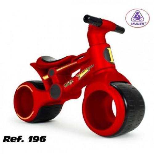 Bicicleta fara pedale Injusa Rayo