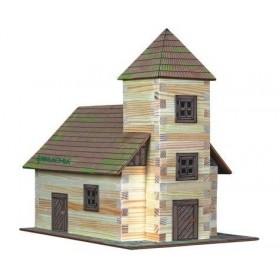 Biserica - joc de constructie