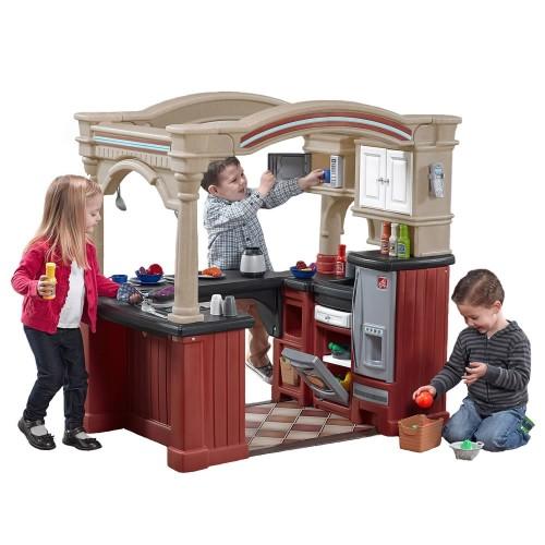 Bucatarie pentru copii LifeStyle GrandWalk 2CTNS Step2