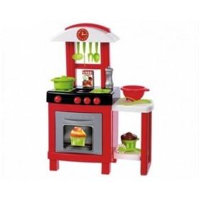 Bucatarie Pro Cook cu 15 accesorii - Ecoiffier